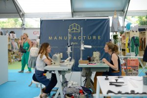 Manufacture Paris at Playtime Paris, summer 2019